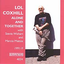 lol coxhill - Alone and together