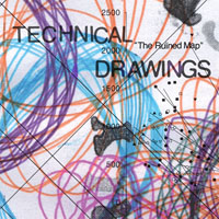 technical drawings - The Ruined Map (Lp)