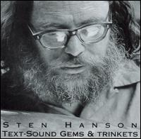 Text-sound gems & trinkets