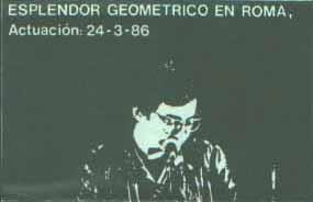 EN ROMA 1986