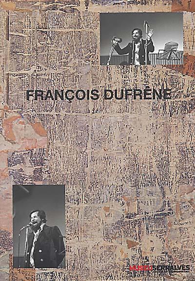 FRANçOIS DUFRêNE