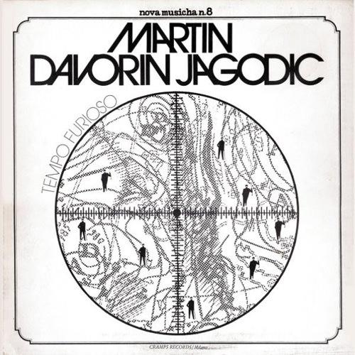 martin davorin jagodic - Tempo Furioso