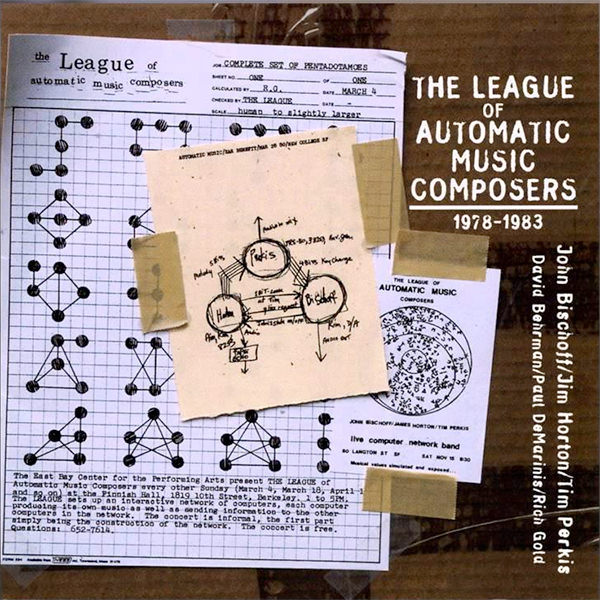 the league of automatic music composers - 1978-1983
