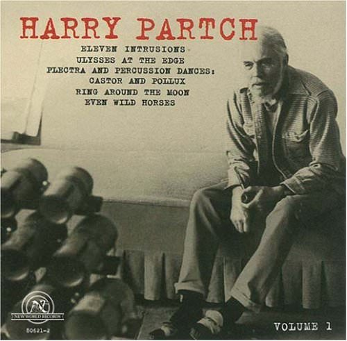 The Harry Partch Collection, Volume 1