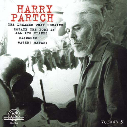 THE HARRY PARTCH COLLECTION, VOLUME 3