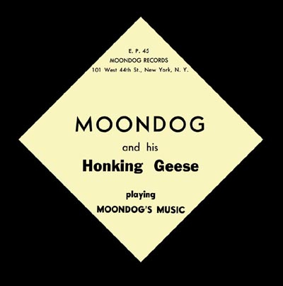 moondog - Playing Moondog's Music
