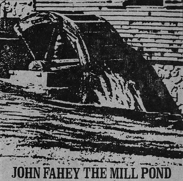 THE MILL POND EP & COLLECTED PAINTINGS