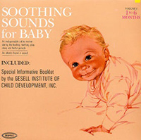 SOOTHING SOUNDS FOR BABY VOLUME 1, 2 & 3