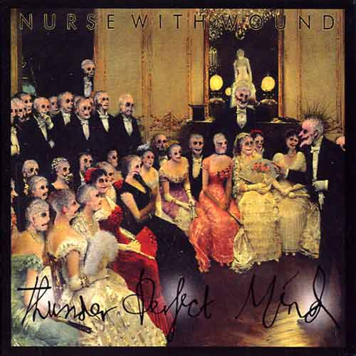 nurse with wound - Thunder Perfect Mind