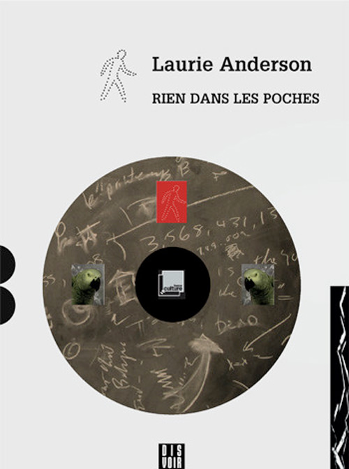 laurie anderson - Nothing In My Pockets: Secret Diary (Book+ 2CD)