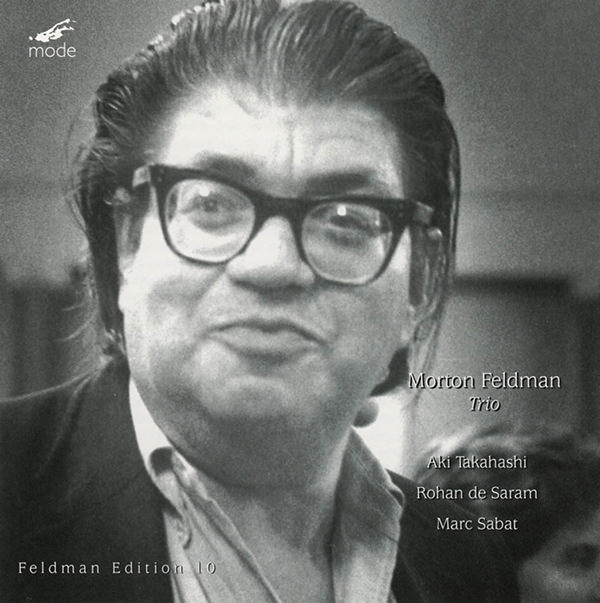 morton feldman - Trio (2 cd)
