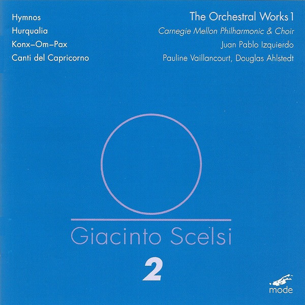 The orchestral works 1