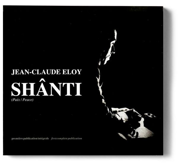 jean-claude eloy - Shanti (1972-73)