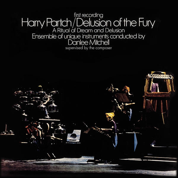 harry partch - Delusion Of The Fury (2Lp)