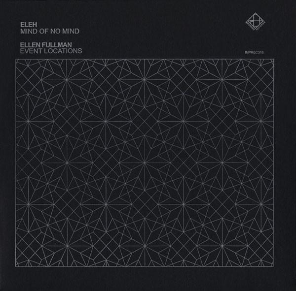 ellen fullman - eleh - Split LP