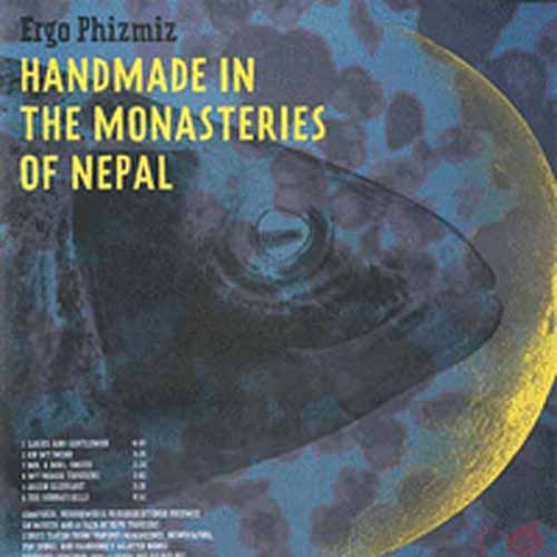 HANDMADE IN THE MONASTERIES OF NEPAL / ELOISE MY DOLLY