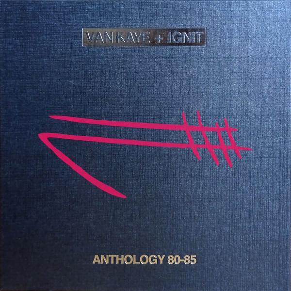 Anthology 1980-1985 (5Lp Box)