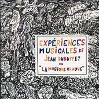 EXPERIENCES MUSICALES OU LA MUSIQUE CHAUVE