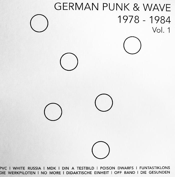 German Punk & Wave 1978 - 1984 Vol. 1 (5LP + 10