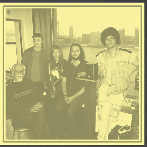 david borden - james ferraro - sam godin - laurel halo - daniel lopatin - FRKYS Vol. 7 (LP)