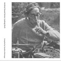 ludwig koch - Archival sound series