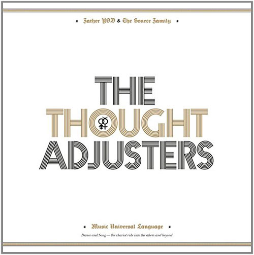 THE THOUGHT ADJUSTERS (LP)
