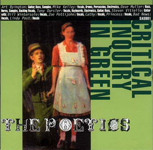 the poetics - Critical Inquiry In Green