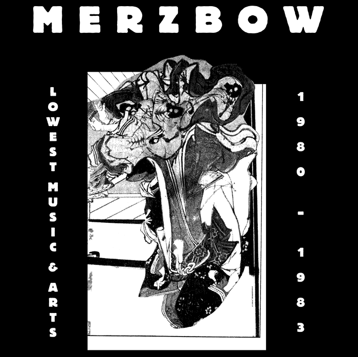 merzbow - Lowest Music & Arts 1980-83 (9xLP Box)