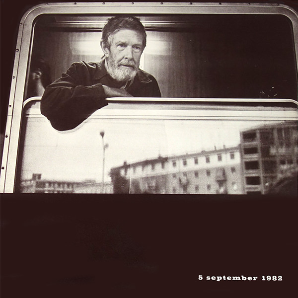 5 SEPTEMBER 1982 A TRIBUTE TO JOHN CAGE