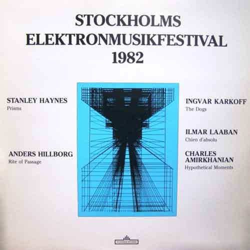 various - Stockholm Elektronmusikfestival 1982
