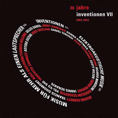 INVENTIONEN VII: 30 JAHRE INVENTIONEN 1982 - 2012