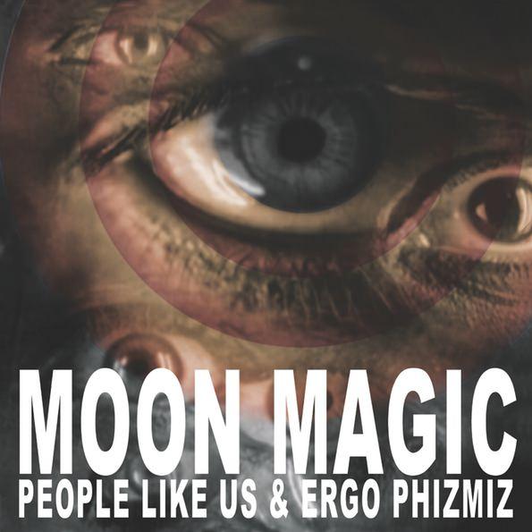 people like us - ergo phizmiz - Moon Magic Illegal Art