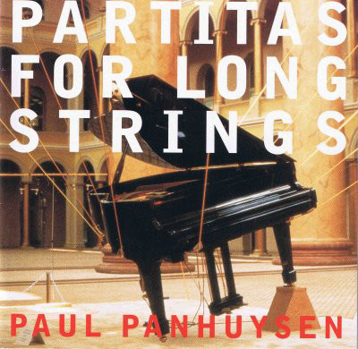 paul panhuysen - Partitas for long strings