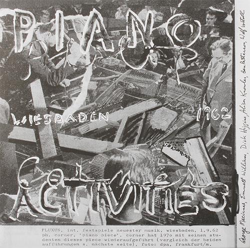 PIANO ACTIVITY
