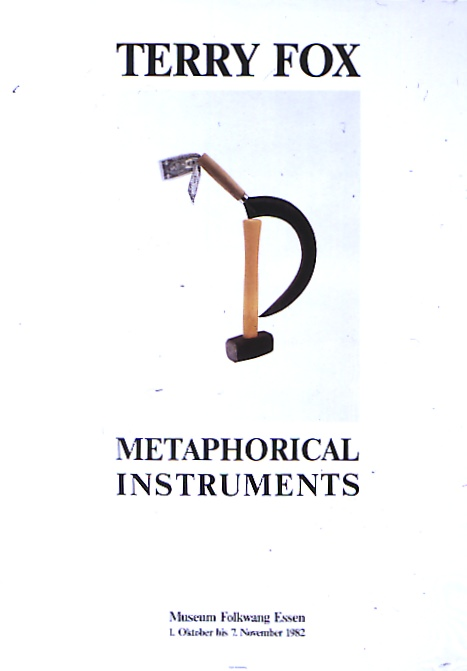 METAPHORICAL INSTRUMENTS, 1982
