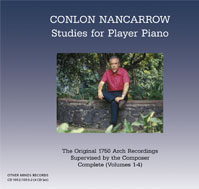 STUDIES FOR PLAYER PIANO