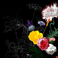 Infinite flowers