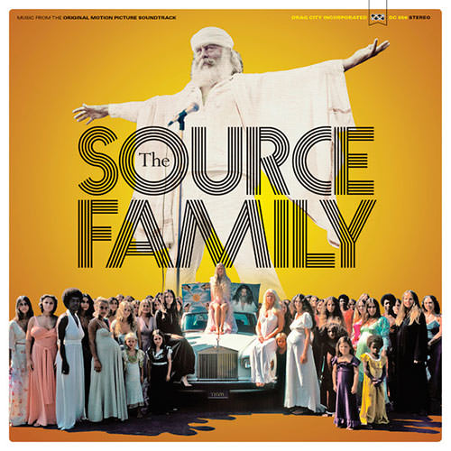 father yod - the source family - The Source Family Original Motion Picture Soundtrack