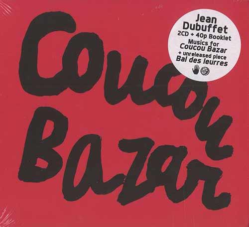 COUCOU BAZAR (2CD)