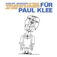 FUR PAUL KLEE