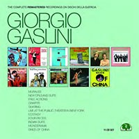 GIORGIO GASLINI - COMPLETE BLACK SAINT & SOUL NOTE COLLECTION