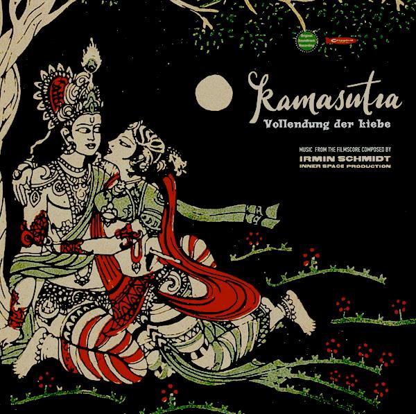 KAMASUTRA - VOLLENDUNG DER LIEBE OST (LP)