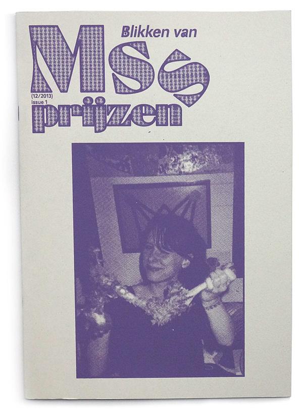 Blikken van MSS Prijzen issue 1