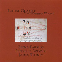 WORKS FOR STRING QUARTET AND PERCUSSION