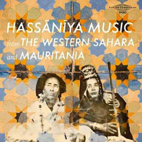 HASSANIYA MUSIC FROM THE WESTERN SAHARA AND MAURITANIA