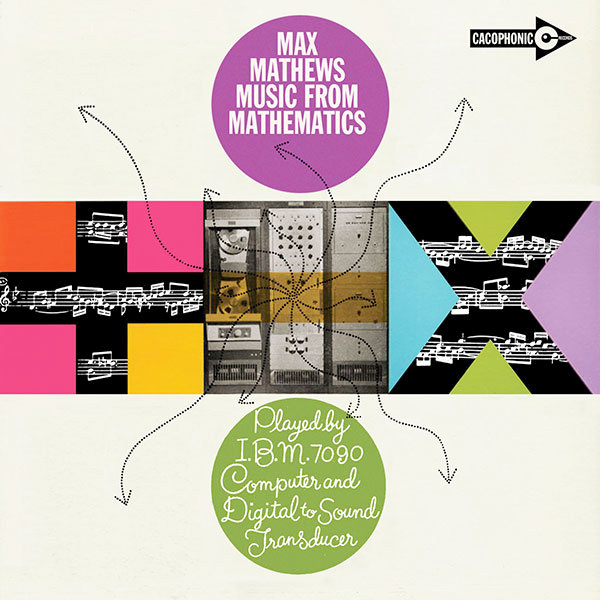 max mathews - Music From Mathematics Vol. 1