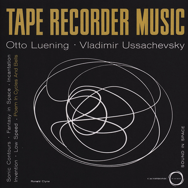 TAPE RECORDER MUSIC (LP)