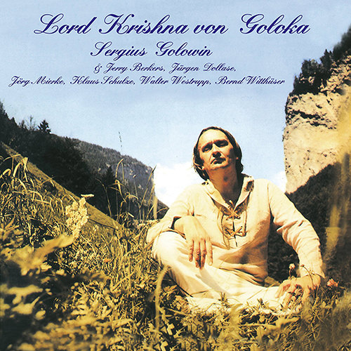 Lord Krishna Von Goloka