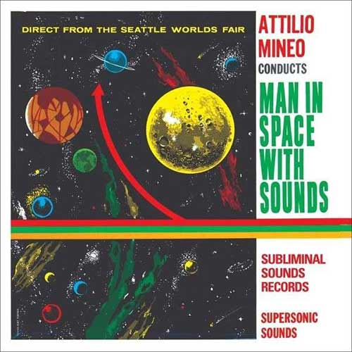 MAN IN SPACE WITH SOUND