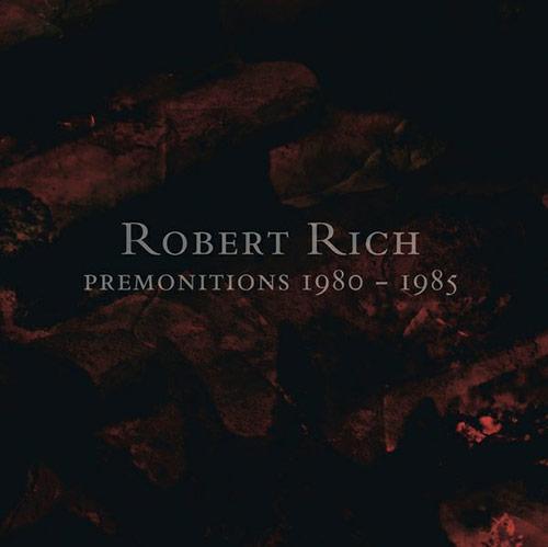 PREMONITIONS 1980-85 (4LP BOX)